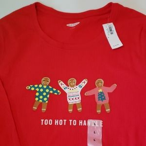Old Navy Christmas top
